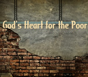 God's Heart for Poor